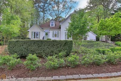 Woodstock Single Family Home Under Contract: 403 Summerchase Way