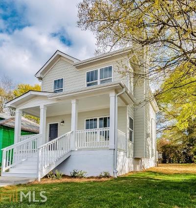 Chosewood Park Single Family Home For Sale: 378 SE McDonough Blvd
