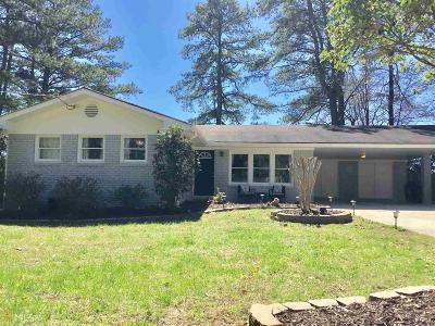 Tucker Single Family Home New: 3943 Laura Ct