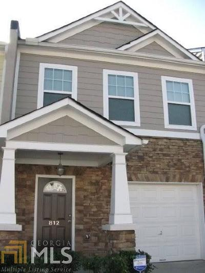 Lawrenceville Condo/Townhouse New: 812 Arborgate Ln