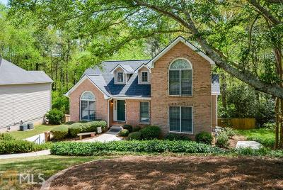 Kennesaw Single Family Home Under Contract: 4375 Oklahoma Way