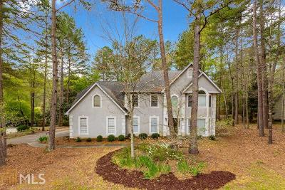 Peachtree City Single Family Home New: 338 Legacy Ln