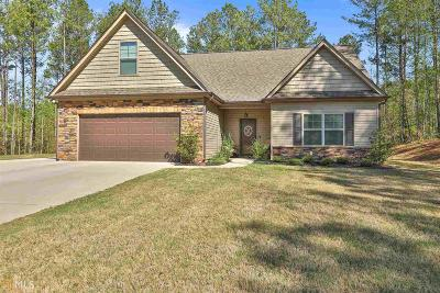 Newnan Single Family Home Under Contract: 199 Woodland Way
