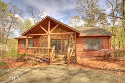 Ellijay Single Family Home Under Contract: 26 Gemini Ct