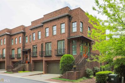 Roswell Condo/Townhouse New: 460 Canton Walk