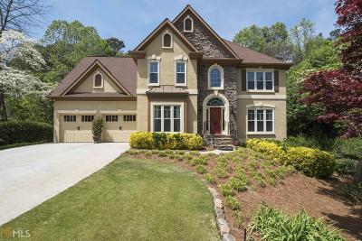Acworth Single Family Home New: 1362 Peppergrass Trl