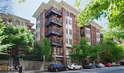 Midtown Condo/Townhouse Under Contract: 850 Piedmont Ave #2303