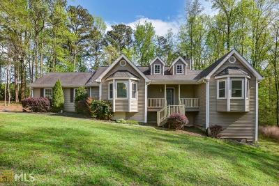Buford Single Family Home Under Contract: 2370 Rockwell Dr