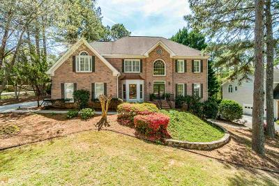 Lawrenceville Single Family Home Under Contract: 567 Coopers Pond Dr