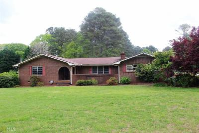 Fayetteville Single Family Home Under Contract: 391 Ginger Cake Rd