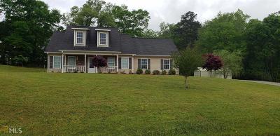 Griffin Single Family Home New: 107 Cynthia Cir #15