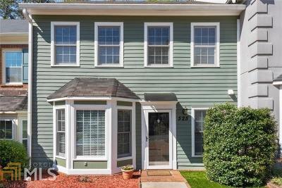 Marietta Condo/Townhouse New: 525 Salem Woods Dr
