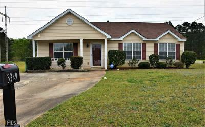 Ellenwood Single Family Home Under Contract: 3349 Lineview Dr