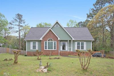 Douglasville Single Family Home New: 4265 Prestley Mill Rd