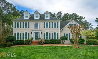Lawrenceville Single Family Home New: 333 Lake Forest Ct