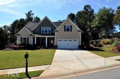 Flowery Branch Single Family Home Under Contract: 5854 Heritage Ridge