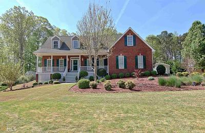 Fayette County Single Family Home New: 120 Healey Pass