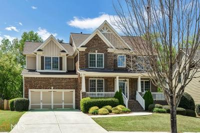 Hoschton Single Family Home New: 1522 Country Wood Dr