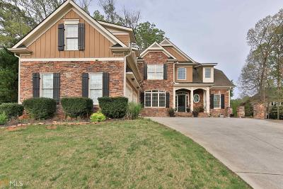 Acworth Single Family Home Under Contract: 5674 Hollowbrooke Ln