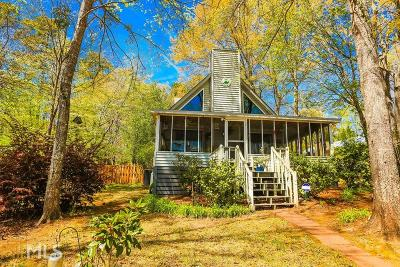 Greensboro, Eatonton Single Family Home New: 152 Anchor Pointe Dr #6