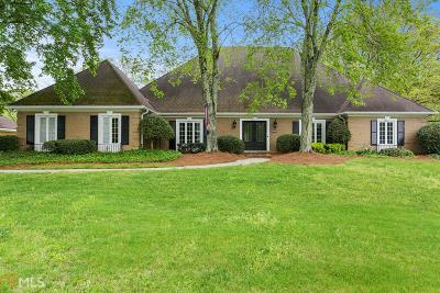 Marietta Single Family Home New: 4480 Columns Dr