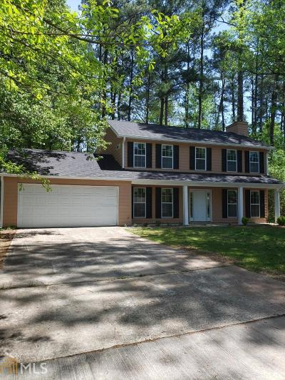 Stone Mountain Single Family Home Under Contract: 434 Sherwood Grn