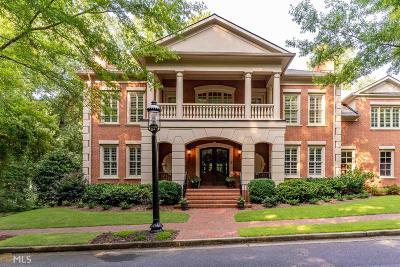 Alpharetta GA Single Family Home New: $1,250,000