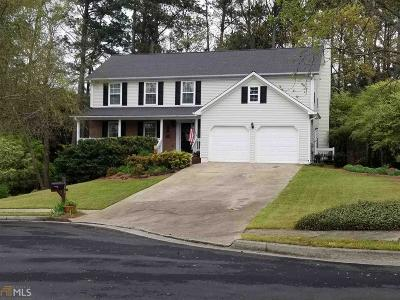 Loganville Single Family Home Under Contract: 1540 Summit Pond Cir