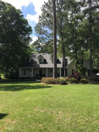 Statesboro Single Family Home For Sale: 846 Woods Hole Cir