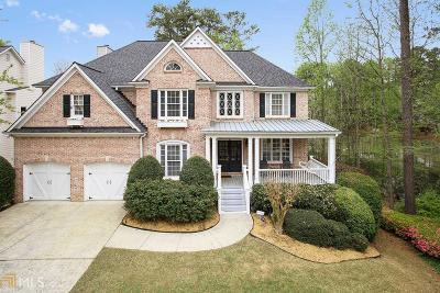 Roswell Single Family Home New: 2030 Darien Park