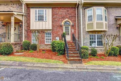 Norcross Condo/Townhouse Under Contract: 5596 Winter Oak Way #Unit 7