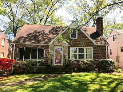 East Point Single Family Home Under Contract: 2528 E Woodland Cir