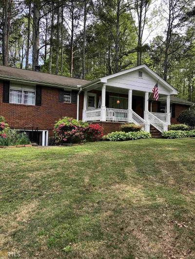 Jonesboro Single Family Home Under Contract: 280 Elderberry Dr
