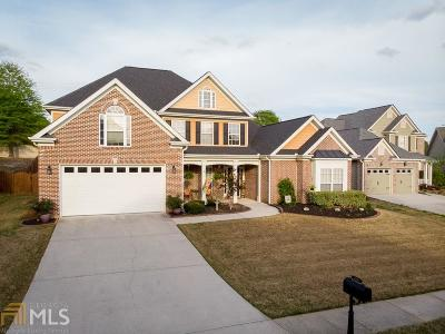 Loganville Single Family Home New: 3100 Sweet Basil Ln