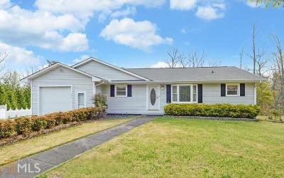 Habersham County Single Family Home Under Contract: 463 Sunrise Cir