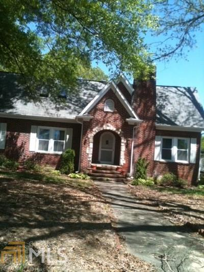 Cumming Single Family Home For Sale: 4810 Burruss Rd