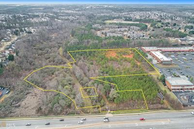 McDonough Residential Lots & Land For Sale: Jonesboro Rd