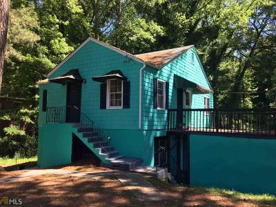 Atlanta Multi Family Home Back On Market: 1639 Orlando