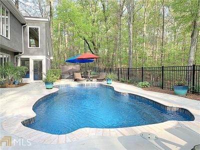 Roswell Single Family Home New: 530 Watergate Ct