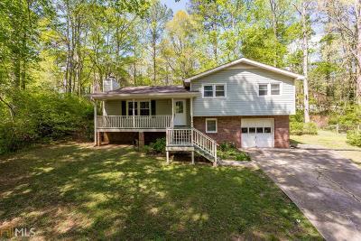 Powder Springs Single Family Home New: 3934 Doe Run Dr