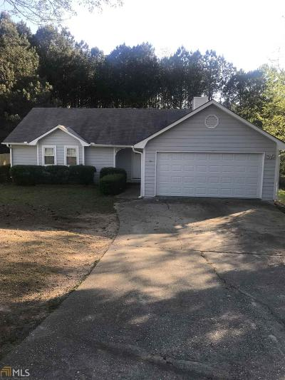Clayton County Single Family Home Back On Market: 10395 Surf Ct