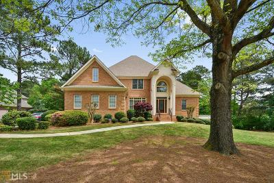 Clayton County Single Family Home Under Contract: 8058 Classic Dr