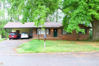 Clayton County Single Family Home Under Contract: 8081 Dauphin Dr