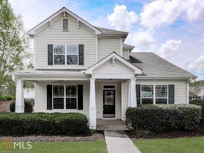 Canton Single Family Home New: 312 Harmony Lake