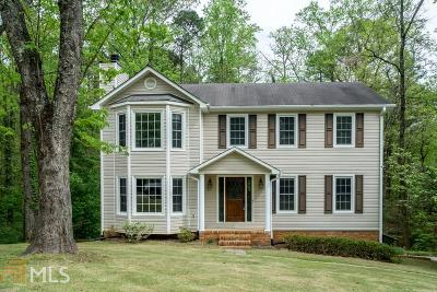 Marietta Single Family Home New: 2854 Sudbury Ct