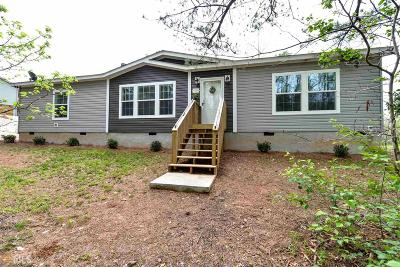 Canton Single Family Home New: 1432 Nations Dr