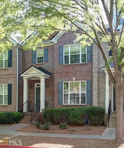 Kennesaw GA Condo/Townhouse New: $229,900