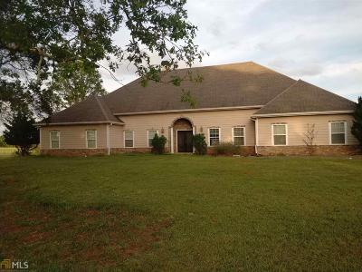 Williamson Single Family Home Under Contract: 1241 Midway Rd