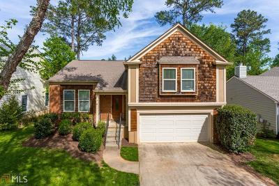 Johns Creek Single Family Home Under Contract: 10735 Mortons Cir