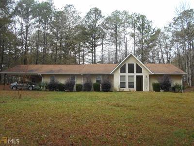 Senoia Single Family Home For Sale: 662 Rowe Rd